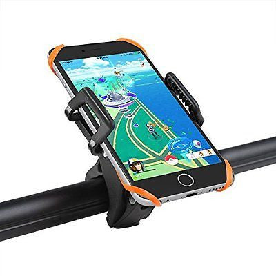 Taotronics Bike Phone Mount Bicycle Holder, Universal Cradle Clamp