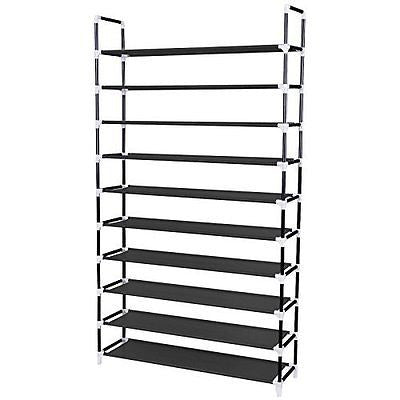 Shoe Rack Organizer Storage Bench Store up to 25 Pairs