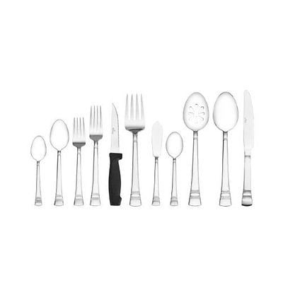 Sapphire Bay 18/0 Stainless Steel Flatware 53-Piece Set Service for 8 (5094244)
