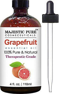 Grapefruit Essential Oil From Majestic Pure, Premium Quality Oil from Citrus