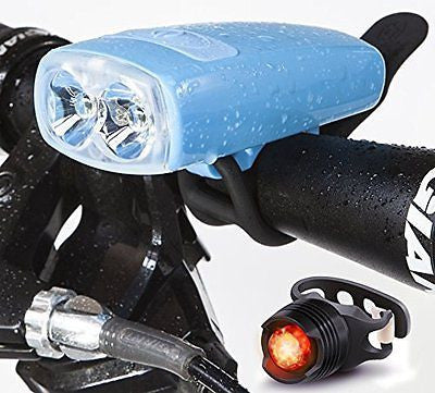 Cycle Torch Night Owl Bike Light USB Rechargeable - Perfect Urban Commuter
