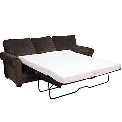 Classic Brands Cool Gel Memory Foam Sofa Mattress | Replacement Mattress