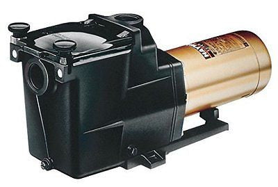 Hayward SP2610X15 Super Pump 1.5-HP Max-Rated Single-Speed Pool Pump