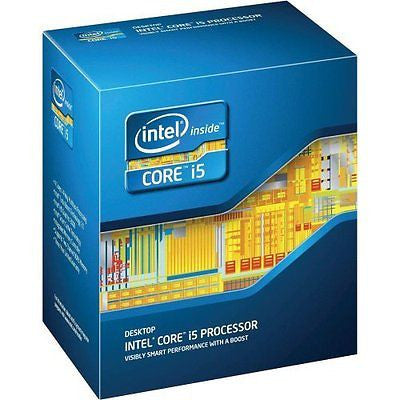 Intel Core i5-3450S Quad-Core Processor 2.8 GHz 6 MB Cache LGA 1155