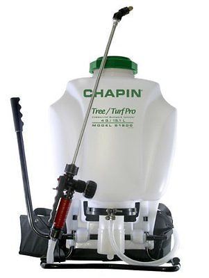 Chapin 61900 4-Gallon Tree/Turf Pro Commercial Backpack Sprayer
