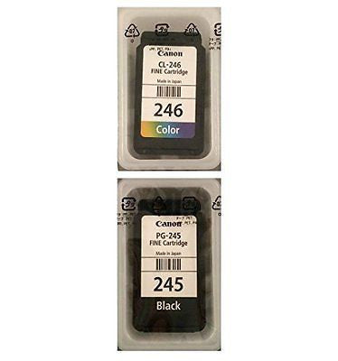 245246 Bulk Packaging Color Ink Cartridges Canon MG2520, MG2920 MG2420 Ink