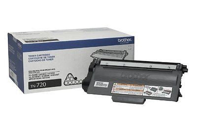 Brother Printer TN720 Toner Cartridge