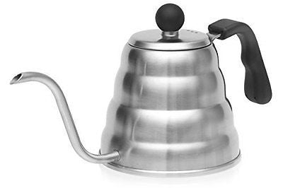 Pour Over Coffee Drip Kettle. Premium Stainless Steel Gooseneck Tea Kettle