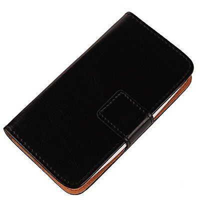 Gukas Color Design PU Wallet Flip Leather with Card Slots Cover Skin Protection