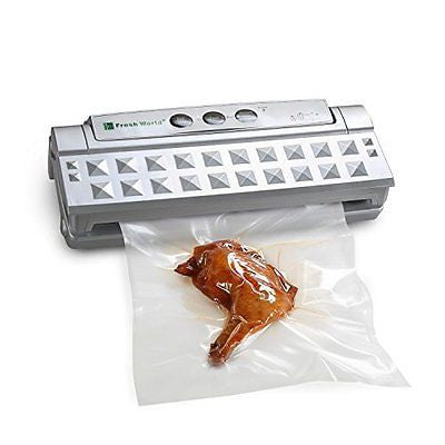 Vacuum Sealer Automatic Vacuum Sealing System Food Saver with Starter Kit