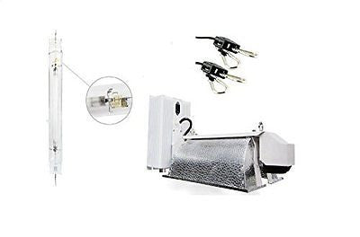 Powermaxx Series Lumen Double Ended Grow Light Kit Close Lighting Style