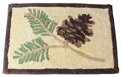 Bathroom Rugs and Mats - Novelty Pinehaven Bath Rug