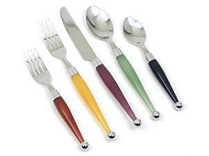 Cambridge Silversmiths Carnival 20-Piece Flatware Set Service for 4