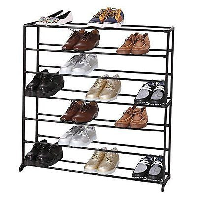 Shoe Rack Organizer Storage Bench Store up to 85 Pairs