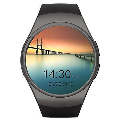 TECKING All-in-1 Smart Watch Phones Noble Black