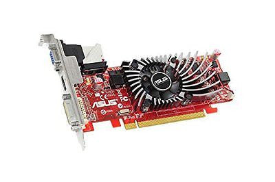 ASUS AMD Radeon HD 5450 SILENT Series with 0dB Thermal Solution and 1 GB Memory