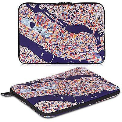 MoKo 13.3-13.5 Inch Laptop Sleeve Bag, Neoprene Protective Notebook Carrying
