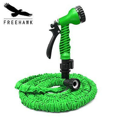 Freehawk? 25 Feet Garden Hose, Water Hose, Hose Reel, Best Hoses