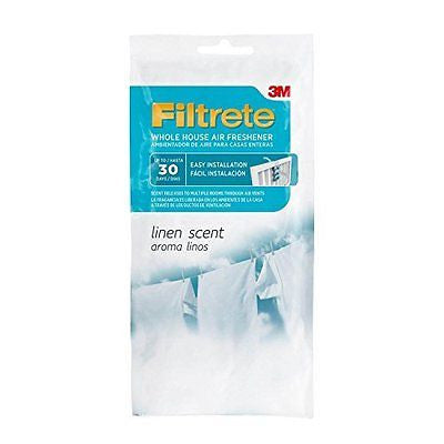 Filtrete Whole House Air Freshener Linen