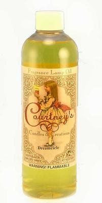 Courtney's Fragrance Lamp Oils - 16oz - LAVENDAR BREEZE