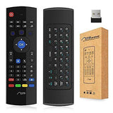 Aerb 2.4G Wireless Keyboard Mouse Infrared Remote Learning Air Control