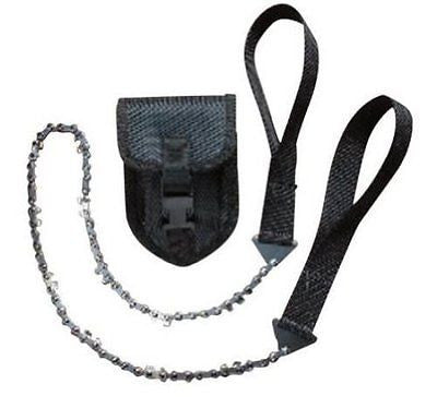 Chainmate CM-24SSP 24-Inch Survival Pocket Chain Saw With Pouch