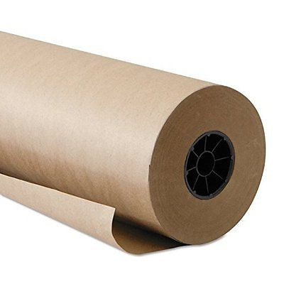 "Boardwalk K1840800 Kraft Paper 18"" x 800 ft, Brown"