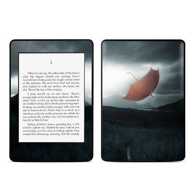 Blown Away Design Protective Decal Skin Sticker for Amazon Kindle Paperwhite