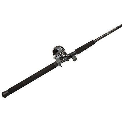 Abu Garcia Catfish Commando Cast Rod & Reel Combo, 7'/Medium Heavy
