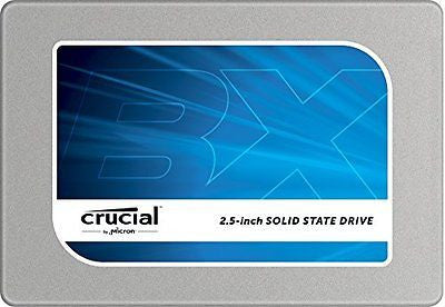 Crucial BX100 120GB SATA 2.5 Inch Internal Solid State Drive - CT120BX100SSD1