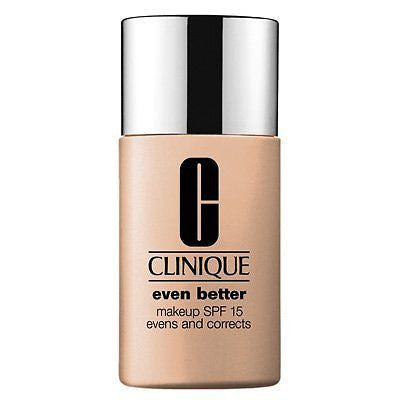 Clinique Even Better Makeup SPF 15 Evens and Corrects 02 Fair (VF-P)