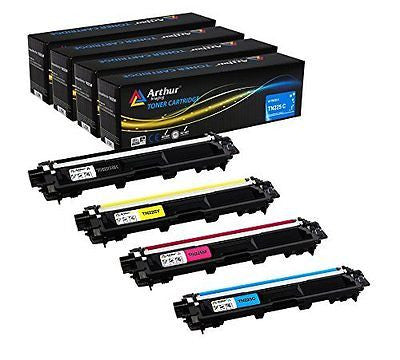Arthur Imaging Compatible Toner Cartridge Replacement for Brother TN221 TN225