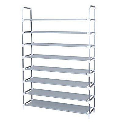 Shoe Rack Organizer Storage Bench Store up to 50 Pairs