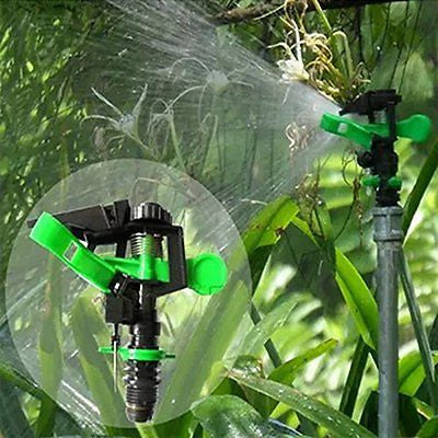 Agricultural Micro Spray Sprinkler Garden Rotating Plant Watering Drippers