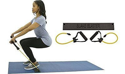 Blake Blaster - Revolutionary Squat Trainer and Portable Full Body Home Gym