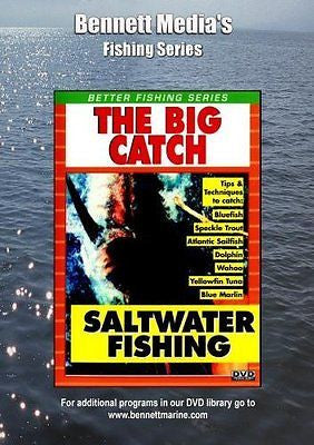 SALTWATER FISHING - THE BIG CATCH
