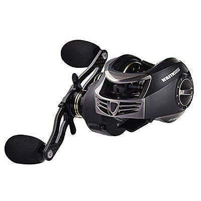 KastKing Stealth Baitcasting Reel - All Carbon Baitcaster Fishing Reel