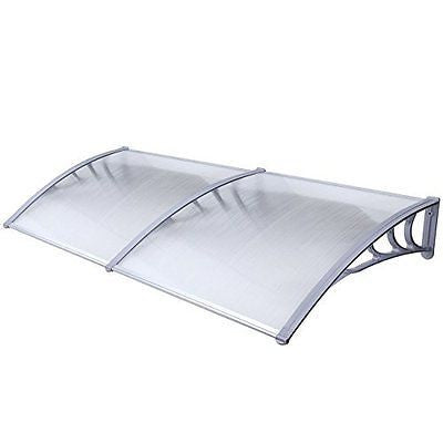 Windscreen4less? 8' X 12' Sun Shade Sail Canopy Brown - 3rd Generation - Commerc