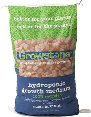 Growstone Hydroponic Substrate 1.25 Cubic Feet