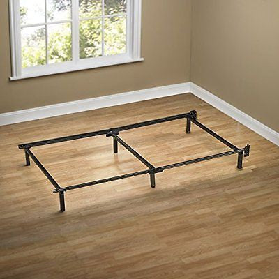 Zinus Compack 6-Leg Support Bed Frame for Box Spring & Mattress Set Twin
