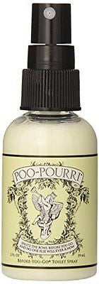 Poo-Pourri Before-You-Go Toilet Spray 2-Ounce Bottle, Original - OLD BOTTLE