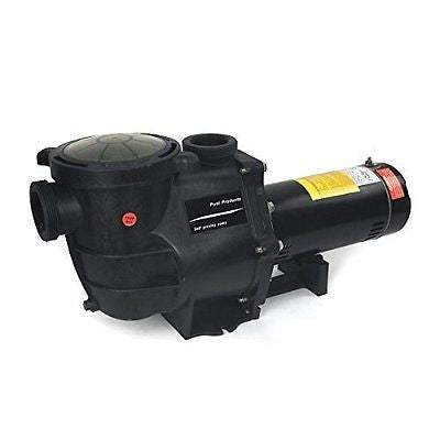 2HP Ingound Pool Pump 220/110 Dual Volt 1 Phase