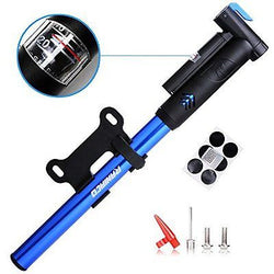 Mini Bike PumpRaniaco 120PSI Portable Bicycle Frame Pump