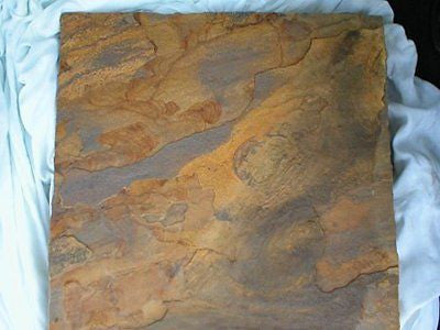 Huge Slate Textured Concrete Flagstone Steppingstone Mold, #1818SL-A