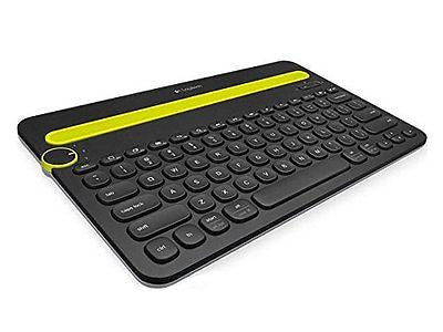 Logitech Bluetooth Multi-Device Keyboard K480 Computers Tablets and Smartphones