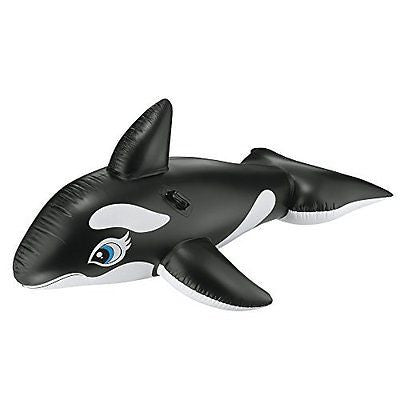 "Intex Whale Ride-On 76"" X 47"" for Ages 3+"