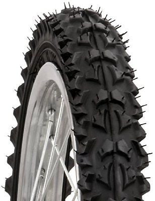 SCHWINN, All-Terrain Tire, Versatile Thread Durable Construction, 16