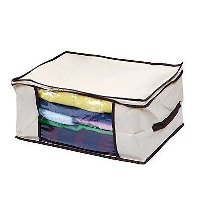 Clothes, Blanket Storage, Anti-mold, Breathable Material, Household Home