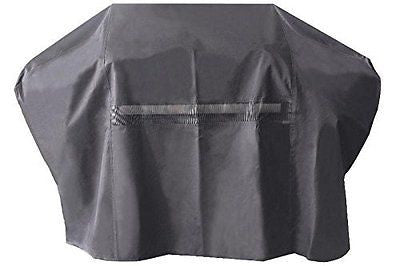 iCOVER 60 Inch Heavy-Duty water proof patio outdoor black oxford BBQ