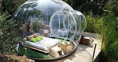 One Night Stay in Unique Bubble Hotel in France for Two - Tinggly Voucher
